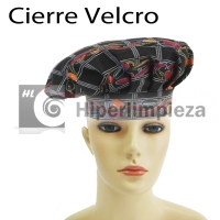 2 gorros chef pepper