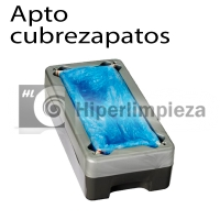 Dispensador automático de cubrezapatos ABS