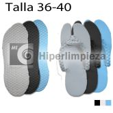 100 pares de chanclas desechables spa T36-40