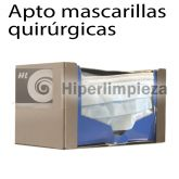Dispensador de mascarillas quirúrgicas